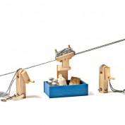 Warengondel zum Seilbahn-Set